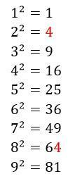 Как извлекать корни из больших чисел